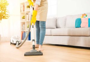 Cleaning and Gardening Deductions at the end of the Tenancy
