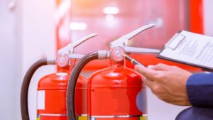 Fire safety – Carbon Monoxide, Fire Extinguishers