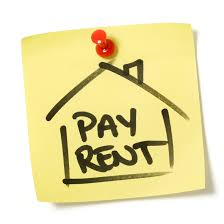 Unpaid Rent when Vacating at the end of the Term